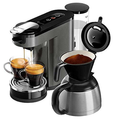 Philips Senseo hd6596/50Switch 2en 1Machine à Café