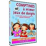 Comptines A Mimer : Jeux De Doigts