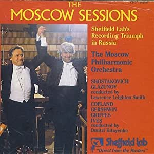 The Moscow Sessions 3