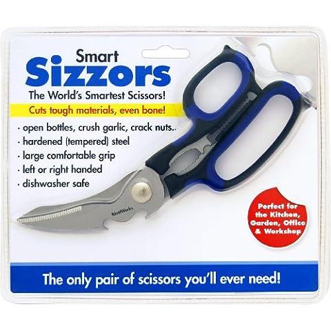 Smart Sizzors Cut Anything - Tijeras multiusos para el hogar y el jardín