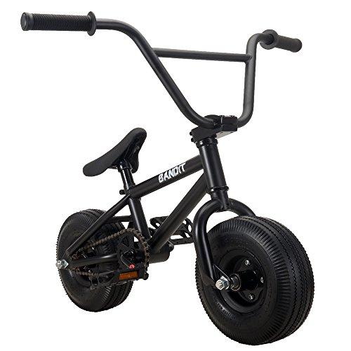 RayGar Bandit Schwarz Mini BMX Bike - Neu Test