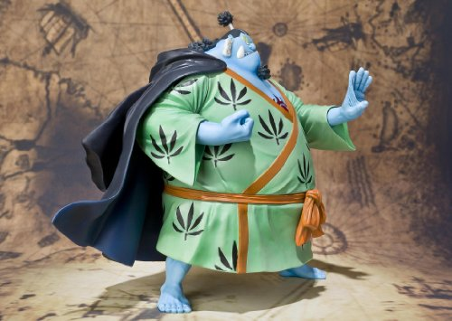 One Piece: Jinbei (New World Ver.) Figuarts Zero Figure (japan import) 6