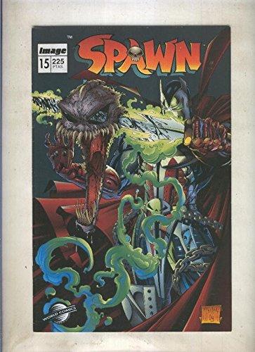Spawn volumen 1 numero 15: Mitos