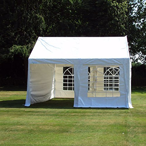 4x4m Heavy Duty Marquee by Crocodile Trading