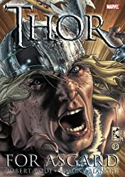 Thor: For Asgard (Thor (Marvel Hardcover)) by Simone Bianchi Rob Rodi (2011-05-18)