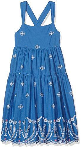 Billieblush Girl's U12273 Party Dress, White (Mosaic), (Size: 8 Years)