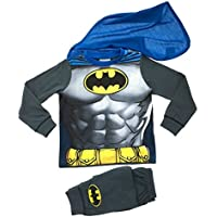 Kids Boys Fancy Dress Up Play Costumes/Pyjamas Nightwear PJ's PJS Set Buzz Lightyear Party Size UK 2-3 Years