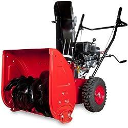 Offtrack 480400 Fraise à neige thermique 6,5 hp 56 cm