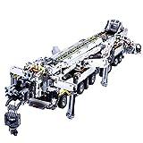 POXL Costruzione Modellismo Auto, 7692 PCS Moc RC Gru con Motore Building Blocks Technic Compatibile con Il Marchio Principale