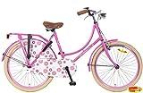 Damen Hollandrad Plezier Oma 24 Zoll Pink