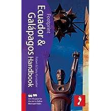 Ecuador & Galapagos Handbook (Footprint Handbooks)