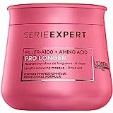 L'Oréal Professionnel Paris | Maschera professionale per capelli lunghi e assottigliati Pro Longer Serie Expert, Formula rinn