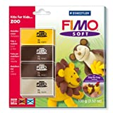 Staedtler Fimo Soft Set Zoo bei 511qxpcYOQL SL160