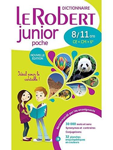 Le Robert Junior poche par Collectif