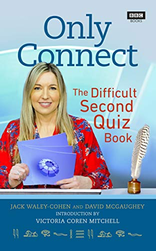 Only Connect: The Difficult Second Quiz Book (English Edition) - Spiel A Word Round