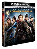 La Grande Muraille [4K Ultra HD + Blu-ray + Digital UltraViolet]