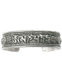Bracelet Mani Métal blanc - Gm