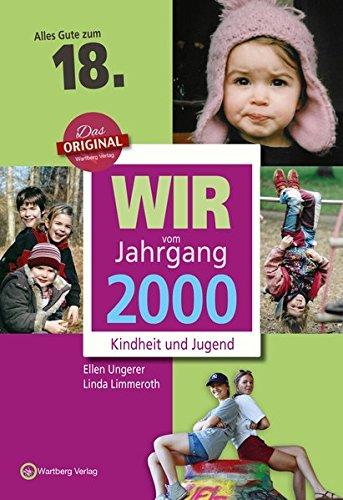 0 - Kindheit und Jugend (Jahrgangsbände): 18. Geburtstag (18 Geburtstag Themen)