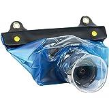Somikon Kamera-Regenschutzhülle: Unterwasser-Kameratasche für Spiegelreflex (DSLR/SLR), Objektivführung (Regenschutz-Cases für Kameras)