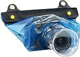 Somikon Unterwasser-Kamerahüllen: Unterwasser-Kameratasche für Spiegelreflex (DSLR/SLR), Objektivführung (Regenschutz-Case für Kamera)
