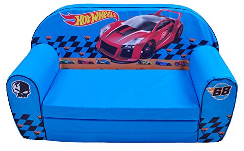 Knorrtoys 88684 Hot Wheels – Sofá infantil