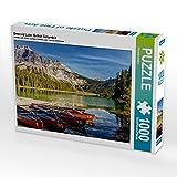 CALVENDO Puzzle Emerald Lake, British Columbia 1000 Teile Lege-Größe 64 x 48 cm Foto-Puzzle Bild von Thomas Gerber