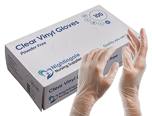 nightingale-nursing-supplies-disposable-gloves-clear-vinyl-100-or-1000-medium-100