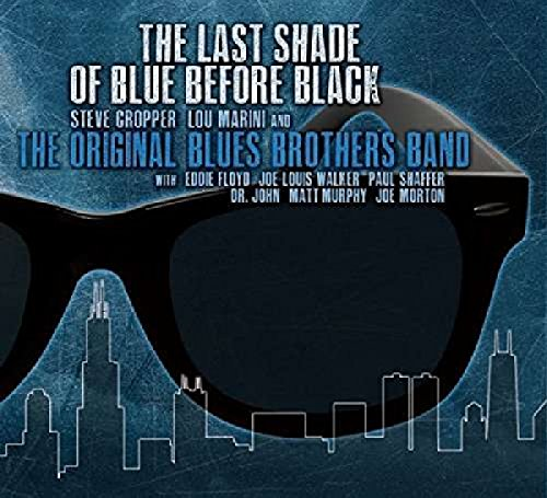 Last Shade of Blue Before Black -