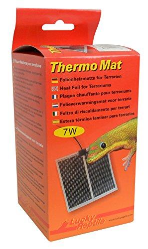 Lucky Reptile HTM-7 Thermo Mat 7 W, Heizmatte für Terrarien