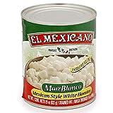 Produkt-Bild: El Mexicano - mexikanischer Mais weiß - 822g