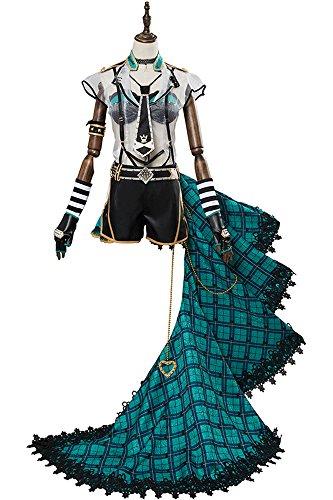 Kostüm Erwachsene Kanan Für - Love Live! Sunshine!! Kanan Matsuura Punk Rock Outfit Cosplay Kostüm Damen L