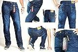 HB MotorradHose - Motorrad DuPont Kevlar ® Jeans. Herren-Straight Fit