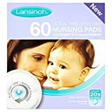 Lansinoh Ultra Thin Nursing Pads X60