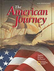 The American Journey by Professor of History Joyce Appleby (1997-04-01)