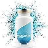 LEOVita Multivitamin Komplex • Stärkung des Immunsystems • für das allgemeine Wohlbefinden • Multivitamin hochdosiert mit 26 Vitamine und Mineralien • mit Q10 und Lutein • 70 Kapseln • hergestellt in Deutschland • 100% Zufriedenheitsgarantie