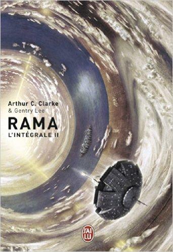 Rama l'Intégrale, Tome 2 : Les jardins de Rama ; Rama révélé de Arthur C Clarke ( 9 novembre 2006 )