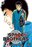 Space Brothers Edition simple Tome 16