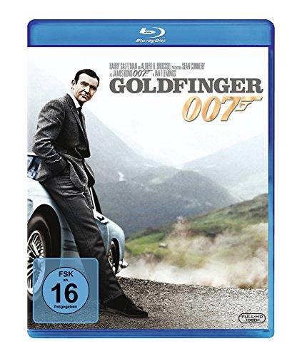 Bild von James Bond - Goldfinger [Blu-ray]