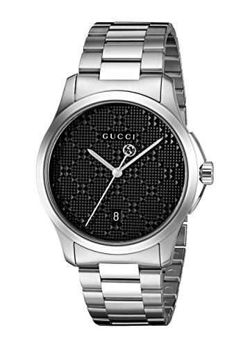 Gucci Timeless/Unisex Wrist Watch Analog Quartz Stainless Steel YA126460