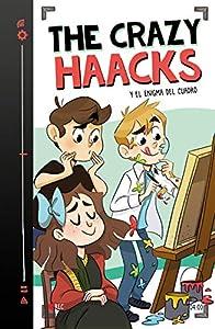canal youtube: The Crazy Haacks y el enigma del cuadro (Serie The Crazy Haacks 4)