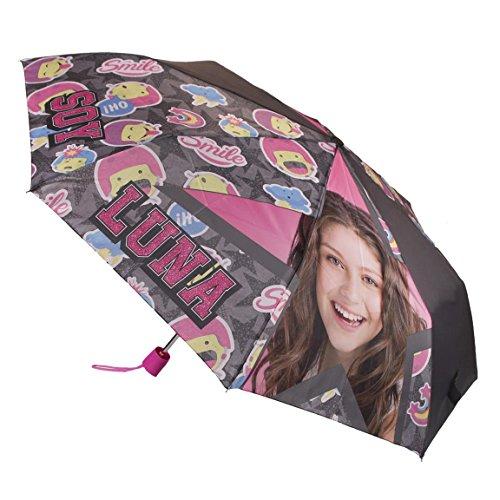SOY LUNA - parapluie pliable pour enfants