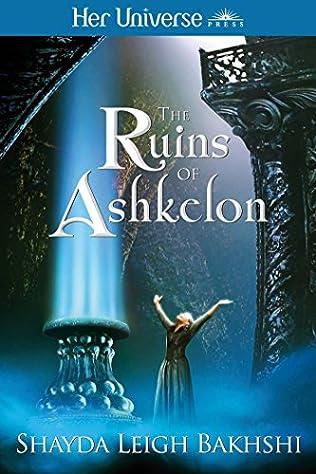 book cover of Ruins of Ashkelon