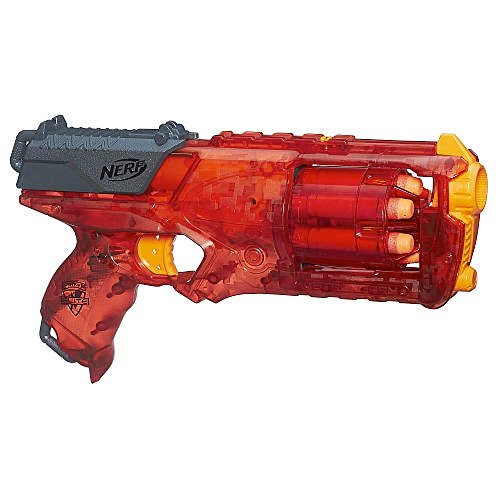 NERF N-Strike Elite Sonic Fire Strongarm Blaster 6-Dart Slam Fire by Hasbro
