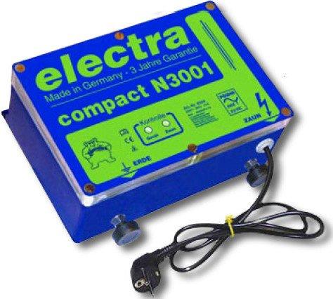Electra E044 Clôture Appareil pour clôture électrique Electra 230 V n3001