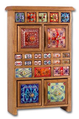 standschrankchen-ceramique-marron-gz-1276pp-gall-zick-petite-armoire-a-pharmacie-murale