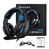 Gaming Headset Para PS4 New Xbox One PC - Best Reviews Guide