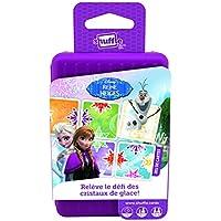 Carta Mundi A1502468 - Tarjeta de juego Shuffle, modelo: Frozen (versión francesa)