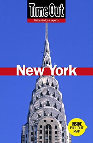 New York Time Out Guide - 23rd Edition
