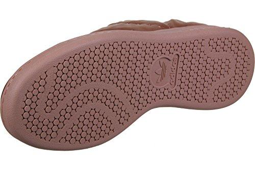 adidas Damen Stan Smith W Fitnessschuhe, Rosa (Rosnat/Rosnat/Rosnat), 42 EU (Comfort Stan Smith)