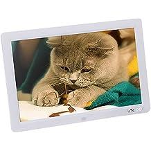 Andoer 12 HD TFT-LCD 1280 * 800 Marco Digital de Fotos MP3